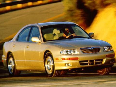 1996 mazda millenia pricing ratings reviews kelley blue book rh kbb com 1999 Mazda Millenia 1993 Mazda Millenia S