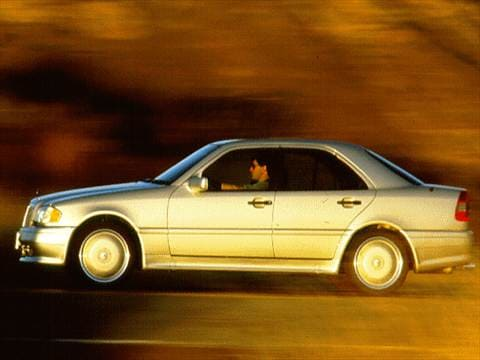 1996 Mercedes-Benz C-Class C36 Sedan 4D  photo