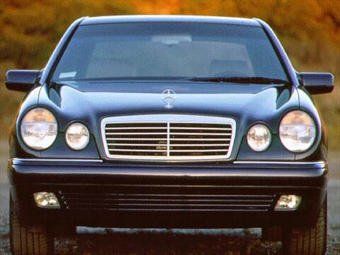1996 Mercedes Benz E Class Pricing Ratings Amp Reviews