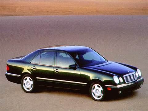 1996 Mercedes-Benz E-Class E320 Sedan 4D  photo