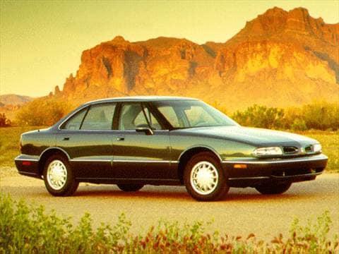 1996 Oldsmobile 88 Pricing Ratings Reviews Kelley Blue Book