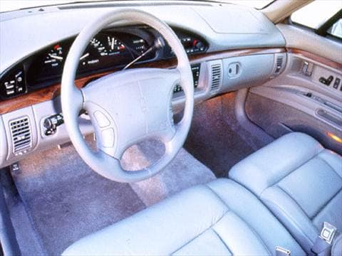 1996 oldsmobile 98 Interior