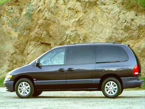 1996 plymouth grand voyager Exterior