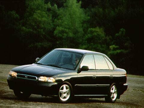 1996 Subaru Legacy Brighton - Wagon 2.2L AWD Manual   1996 Subaru Legacy