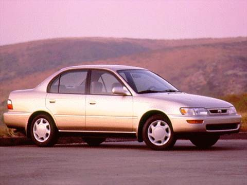 1996 Toyota Corolla Sedan 4D  photo