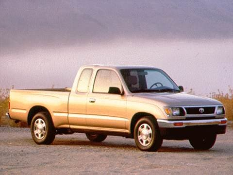 1996 toyota tacoma xtracab pricing ratings reviews. Black Bedroom Furniture Sets. Home Design Ideas
