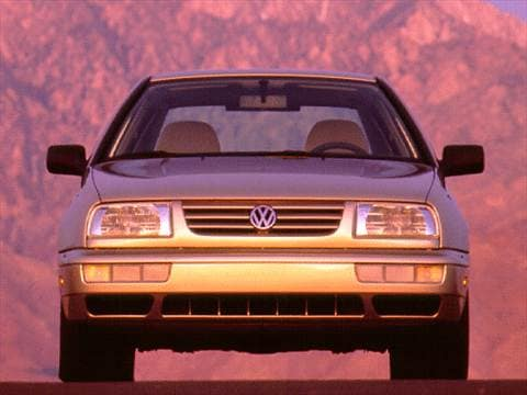 1996 Volkswagen Jetta GL Sedan 4D  photo