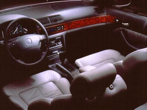 1997 acura cl Interior