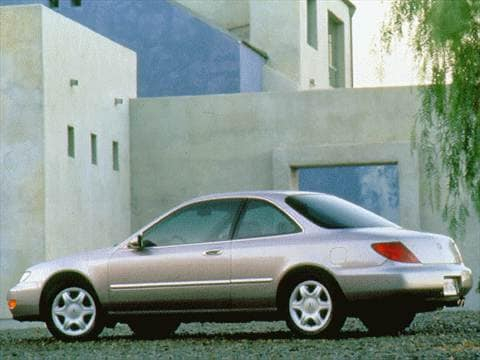 Acura Cl Side Accl