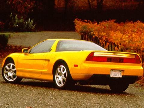 Used Acura Nsx For Sale >> 1997 Acura NSX | Pricing, Ratings & Reviews | Kelley Blue Book