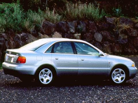 1997 audi a4 pricing ratings reviews kelley blue book rh kbb com 2007 Audi A4 2001 Audi A4