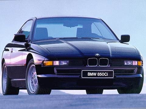 1997 BMW 8 Series | Pricing, Ratings & Reviews | Kelley Blue Book