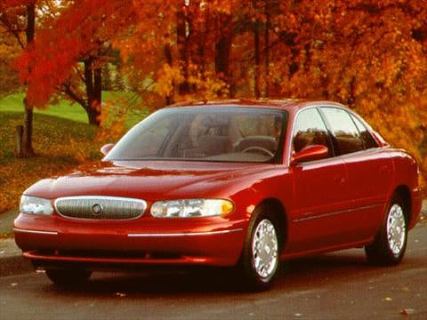 1997 Buick Century Pricing Ratings Reviews Kelley Blue Book