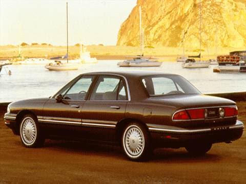 1997 Buick Lesabre Pricing Ratings Reviews Kelley Blue Book