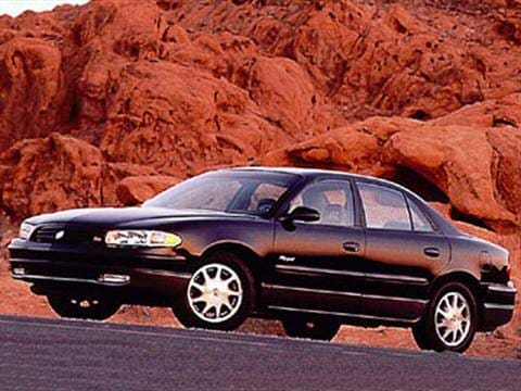 1997 buick regal Exterior