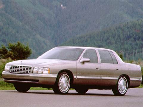 1997 Cadillac Deville Pricing Ratings Amp Reviews
