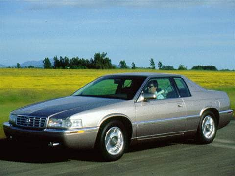 1997 Cadillac Eldorado Coupe 2D  photo