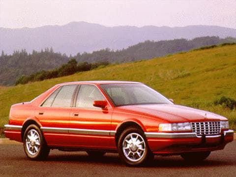 1997 Cadillac Seville Pricing Ratings Amp Reviews