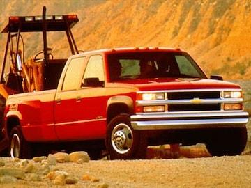 1994 chevy 3500 dually 454 mpg