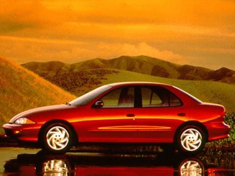 chevy cavalier 1997 manual