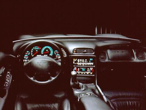 1997 chevrolet corvette Interior