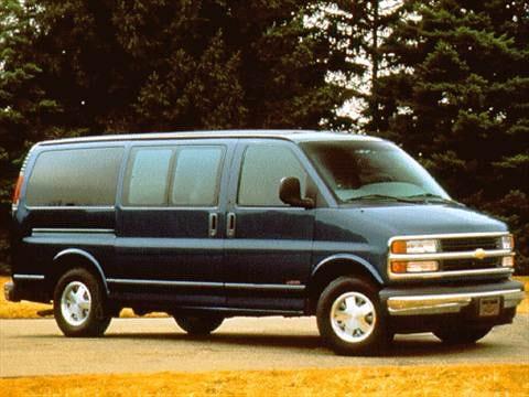 9c504c47b5 1997 Chevrolet Express 1500 Passenger