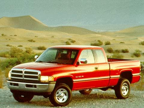 1997 dodge ram 1500 club cab Exterior