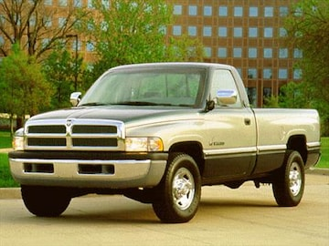 1997 dodge ram 2500 regular cab pricing ratings reviews kelley blue book. Black Bedroom Furniture Sets. Home Design Ideas