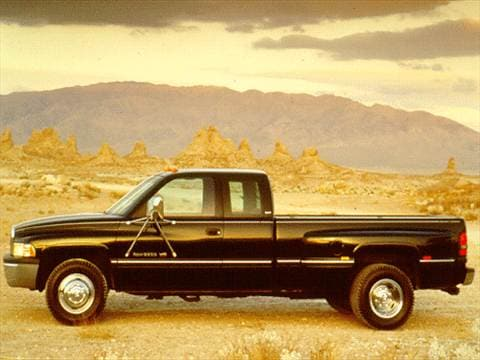 1997 dodge ram 3500 club cab Exterior