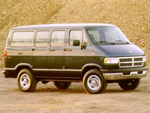 1997 dodge ram wagon 3500 pricing ratings reviews. Black Bedroom Furniture Sets. Home Design Ideas