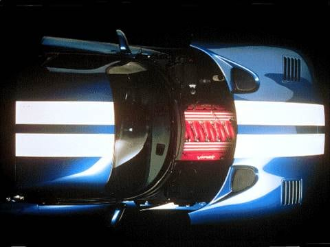 1997 Dodge Viper GTS Coupe 2D  photo