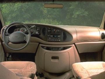 Ford Club Wagon Dashboard Ftcwgint on Kbb 1997 Dodge Van