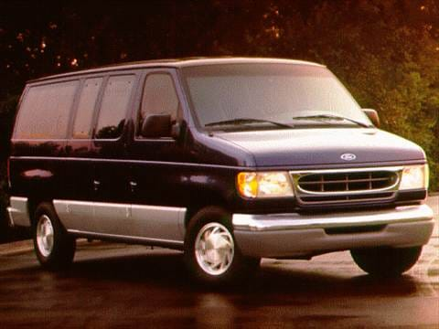 1997 ford club wagon