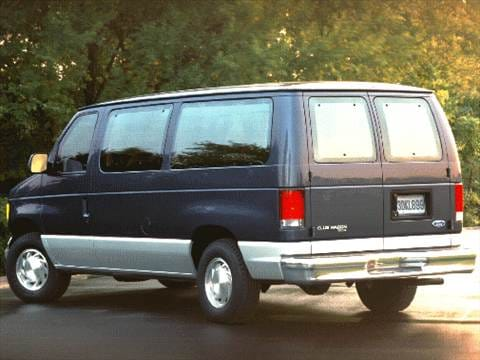 1997 ford club wagon Exterior