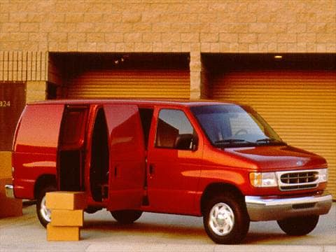 1997 ford econoline e150 cargo pricing ratings. Black Bedroom Furniture Sets. Home Design Ideas
