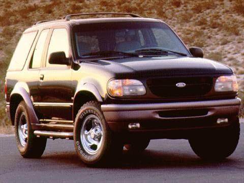 1997 Ford Explorer | Pricing, Ratings & Reviews | Kelley ...