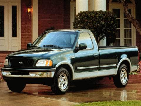 1997 Ford F150 Regular Cab Short Bed  photo