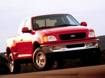 1997 ford f150 super cab | pricing, ratings & reviews | kelley blue book