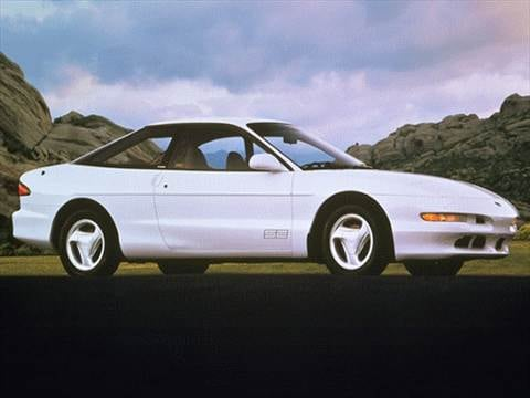 used ford probe coupe   kelley blue book