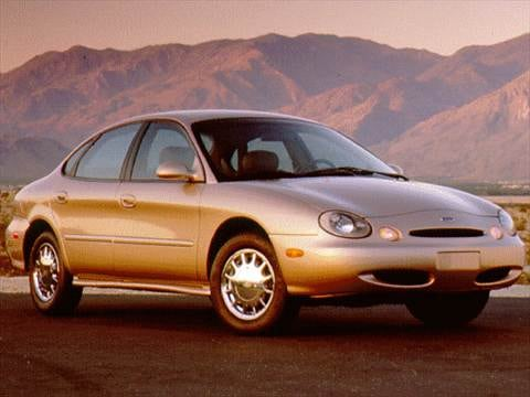 1997 Ford Taurus G Sedan 4D  photo