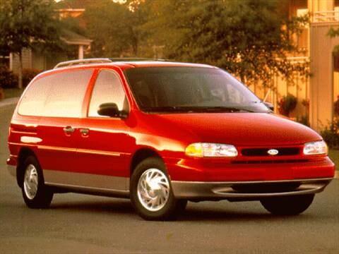 1997 Ford Windstar Penger