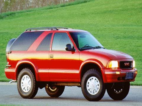 1997 gmc jimmy Exterior