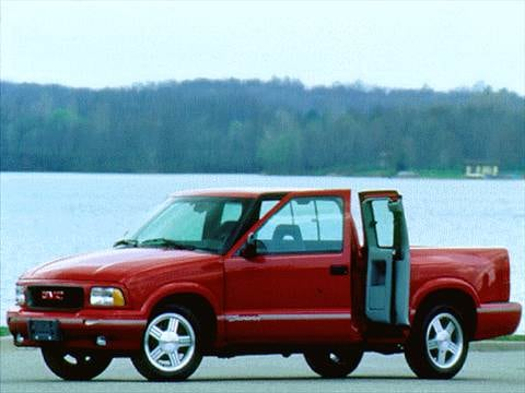 1997 gmc sonoma club coupe cab Exterior