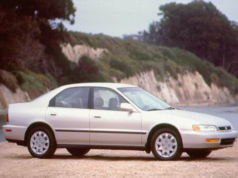 1997 Honda Accord DX Sedan 4D  photo