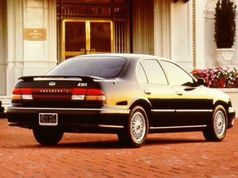 Kbb Car Worth >> 1997 INFINITI I   Pricing, Ratings & Reviews   Kelley Blue Book