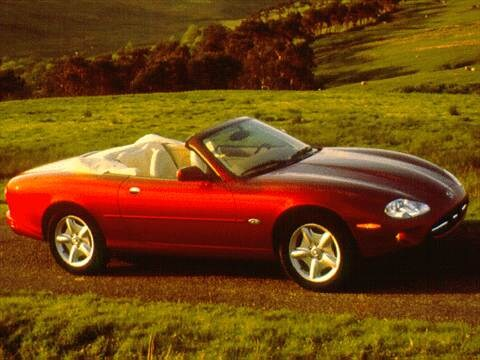 1997 Jaguar Xk Exterior 1997 Jaguar Xk Exterior