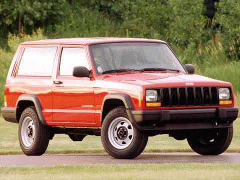 1997 Jeep Cherokee | Pricing, Ratings & Reviews | Kelley ...