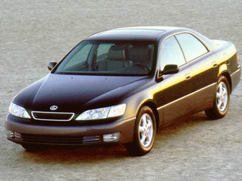 1997 Lexus ES ES 300 Sedan 4D  photo