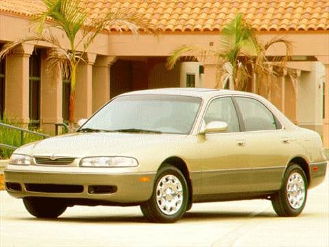 Attractive 1997 Mazda 626. 20 MPG Combined