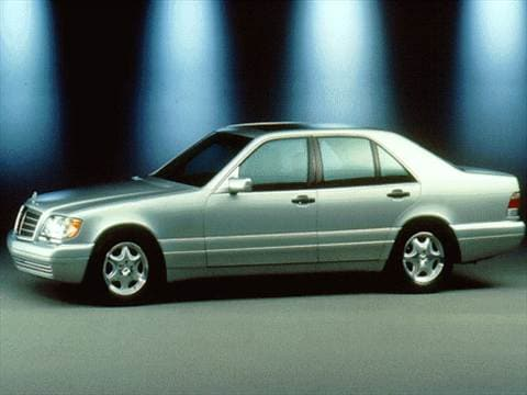 Kelley Blue Book Used Cars Trade In Value >> 1997 Mercedes-Benz S-Class | Kelley Blue Book
